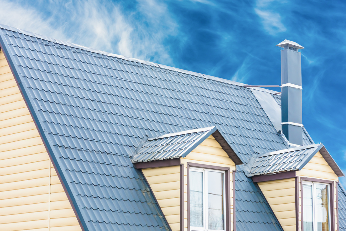 Pearland Roofing Experts Blue Roof